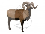 Delta McKenzie Target 3D Corsican Sheep Midsection