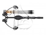Mission Quiver Crossbow XB MX3 Black