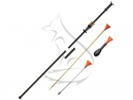 Cold Steel Blowgun Two Piece .625 5 Foot