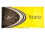 Carbon Express Banner Yellow